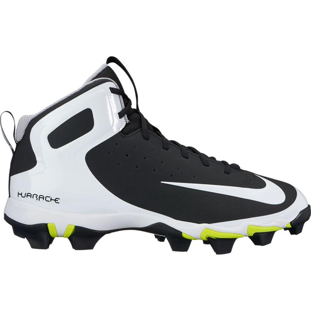 ナイキ Nike メンズ 野球 シューズ・靴【Alpha Huarache Keystone Mid Baseball Cleat】Black/White