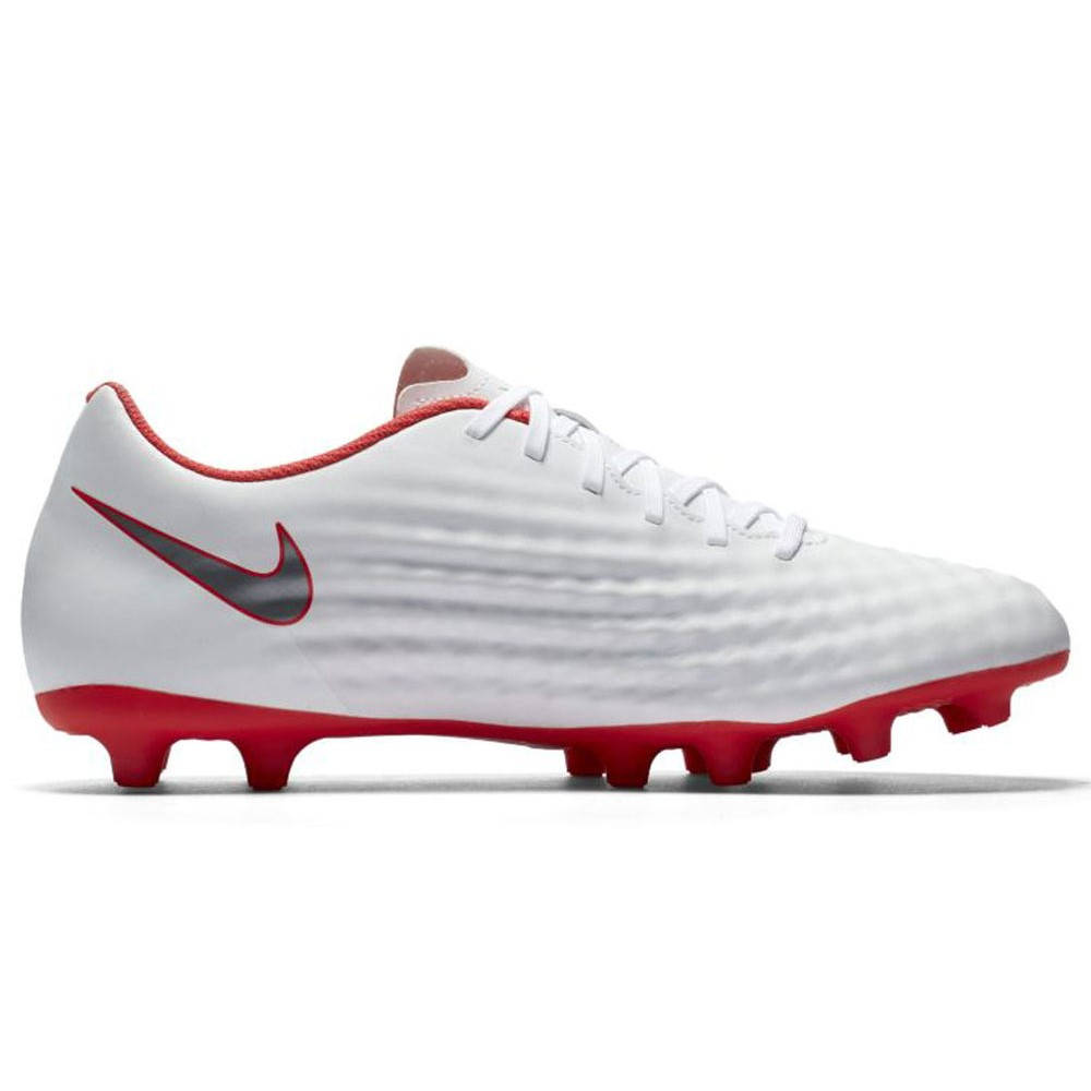 ナイキ Nike メンズ サッカー シューズ・靴【Obra 2 Club Firm Ground Soccer Cleat】White/Red