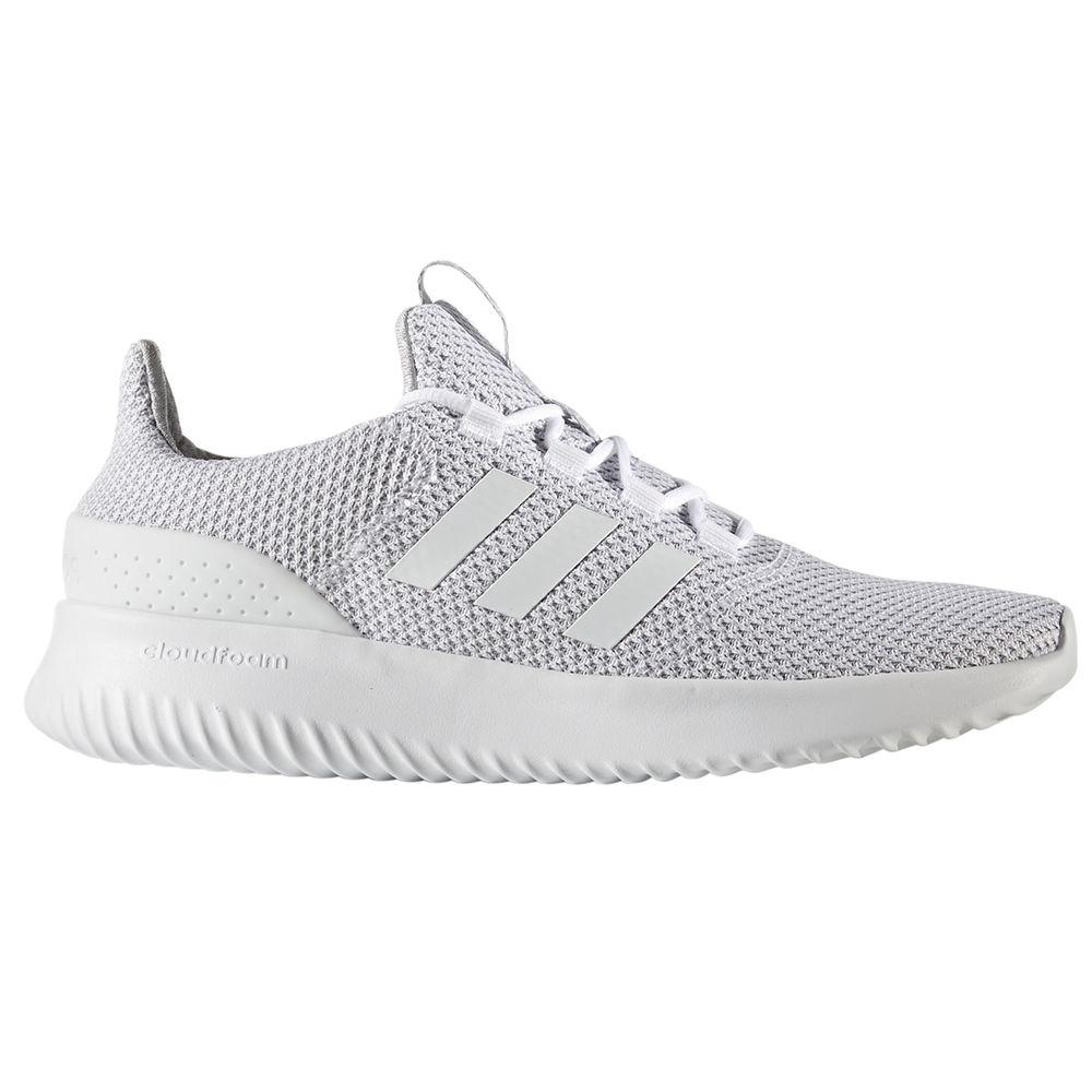 アディダス adidas メンズ ランニング・ウォーキング シューズ・靴【Cloudfoam Ultimate Running Shoe】White/White