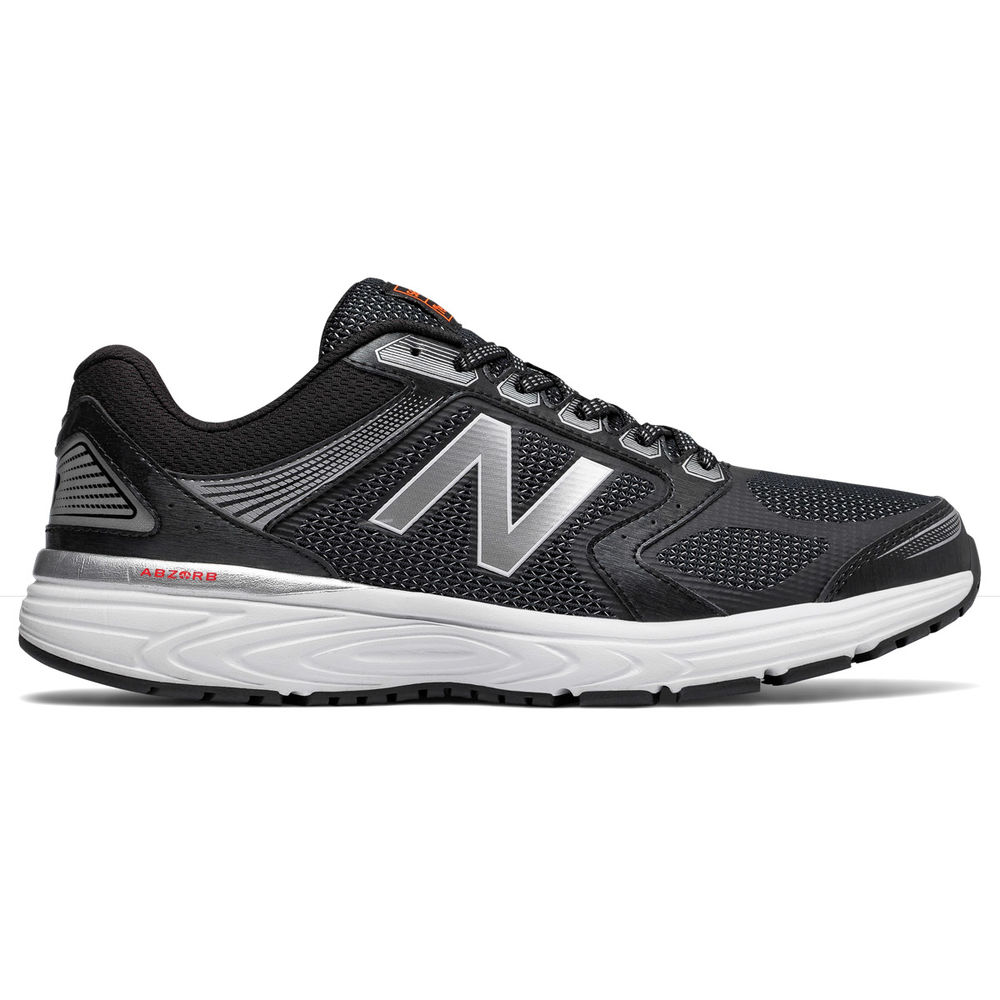 ニューバランス New Balance メンズ ランニング・ウォーキング シューズ・靴【560 4E Running Shoe】Grey/White