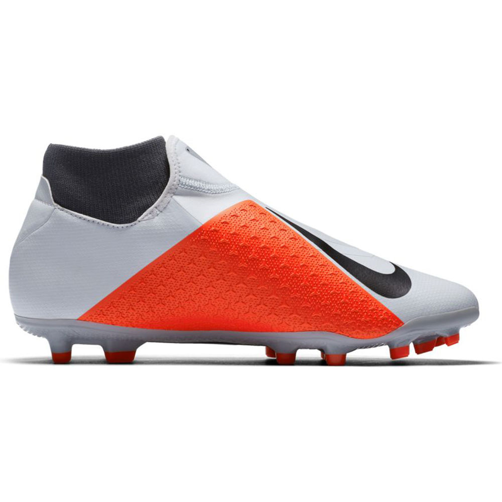 ナイキ Nike メンズ サッカー シューズ・靴【Phantom Vision Academy Dynamic Fit Multi-Ground Soccer Cleat】Grey/Red
