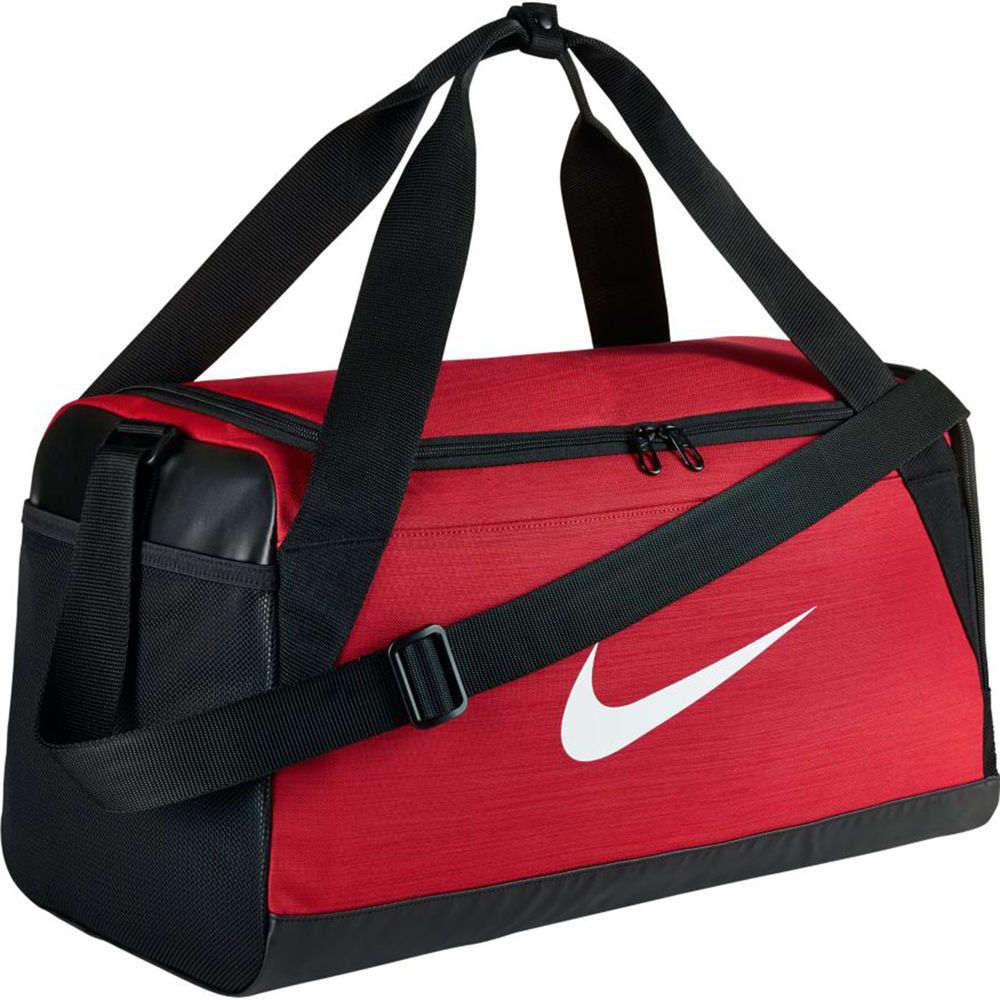 ナイキ Nike ユニセックス バッグ ボストンバッグ・ダッフルバッグ【Brasilia 7 Small Duffel Bag】Red