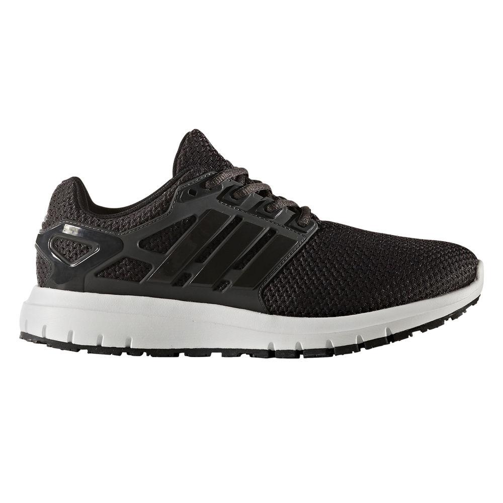 安いそれに目立つ アディダス Running adidas メンズ (Wide ランニング・ウォーキング シューズ Energy・靴【Running Energy Cloud Running Shoe (Wide Width)】Black/White, 岸本町:b263c7b6 --- totem-info.com