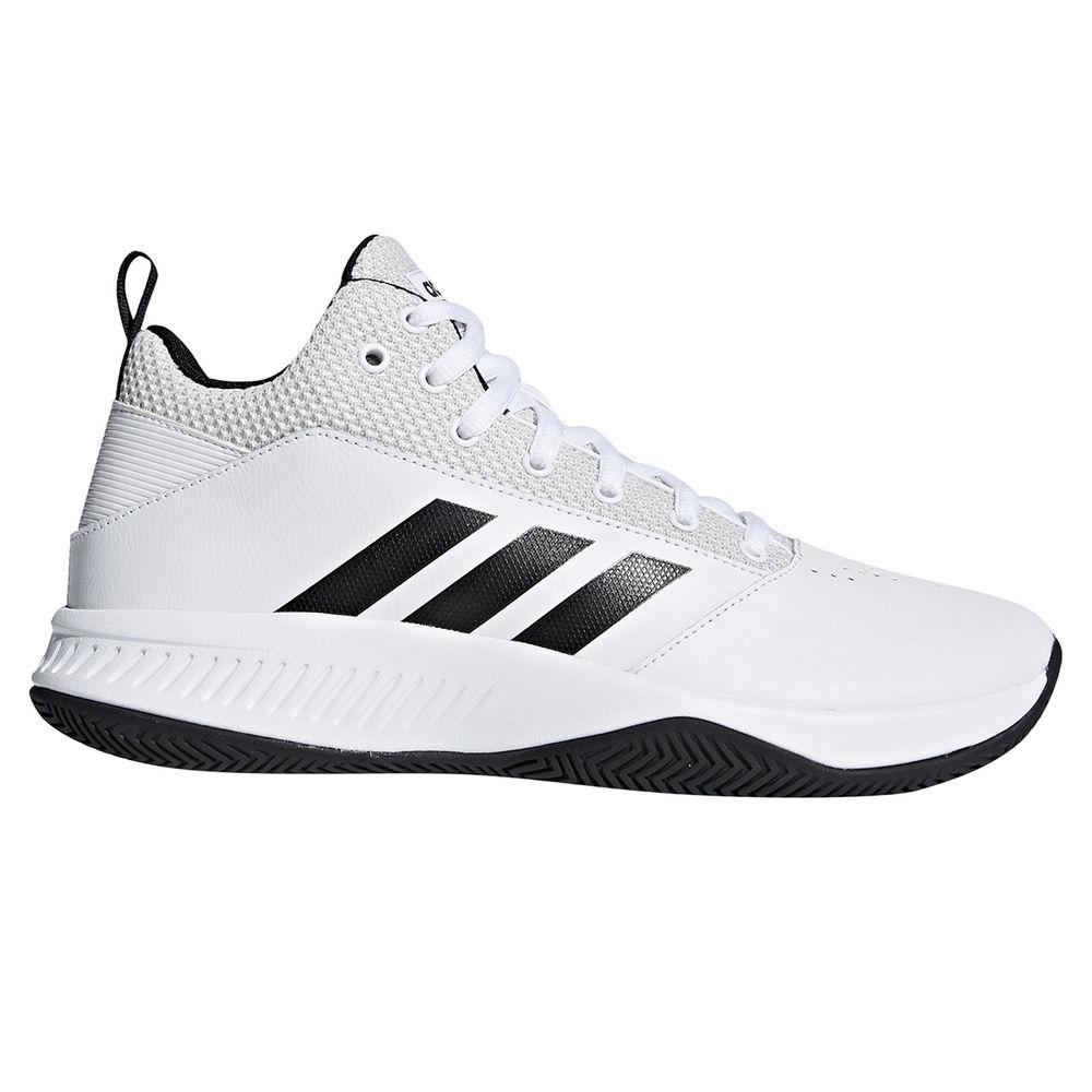 アディダス adidas メンズ バスケットボール シューズ・靴【Ilation 2.0 Basketball Shoe】White/Black