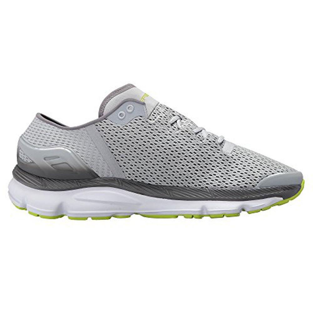 アンダーアーマー Under Armour メンズ ランニング・ウォーキング シューズ・靴【Speedform Intake Running Shoe】Grey/White