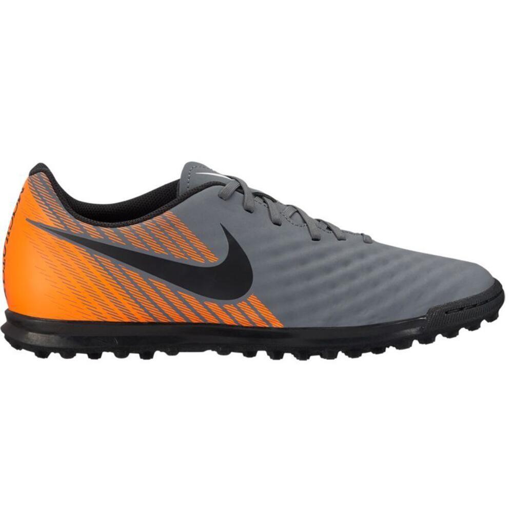 ナイキ Nike メンズ サッカー シューズ・靴【ObraX 2 Club Turf Soccer Shoe】Grey/Orange