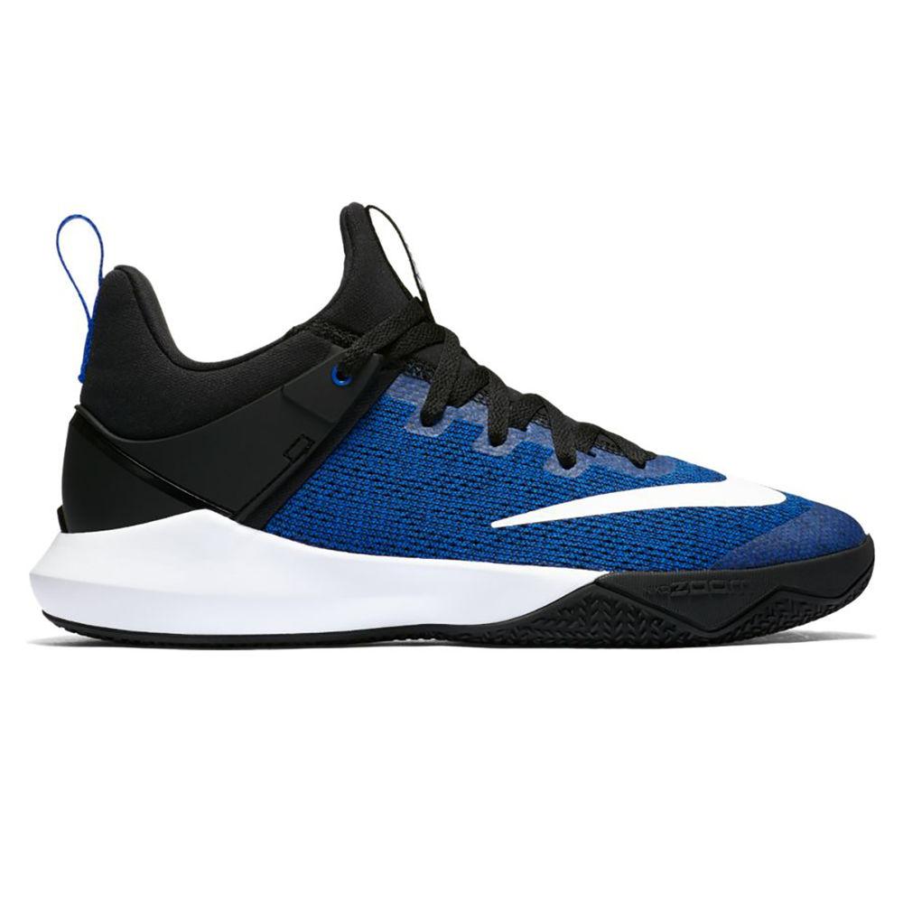 ナイキ Nike メンズ バスケットボール シューズ・靴【Zoom Shift Basketball Shoe】Royal/White