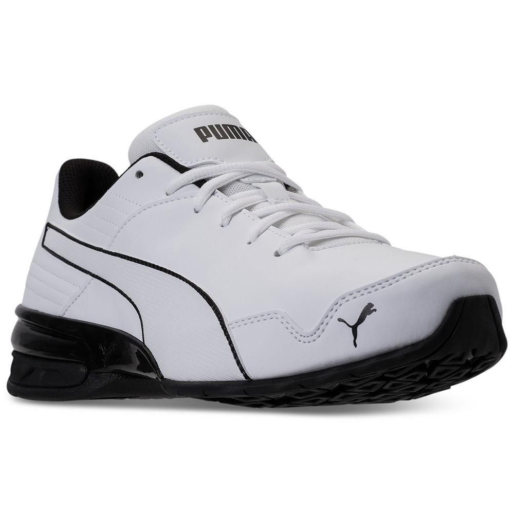 プーマ Puma メンズ ランニング・ウォーキング シューズ・靴【Super Levitate Running Shoe】White/Black