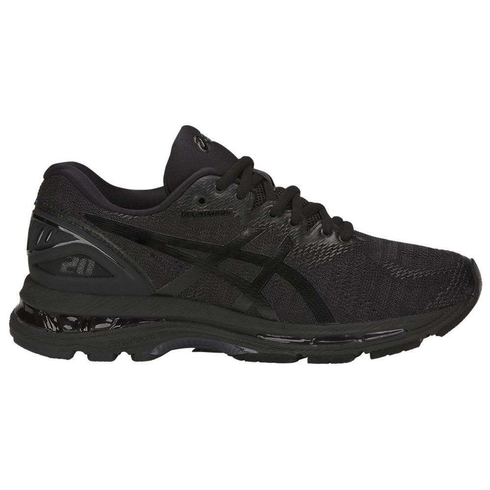 アシックス ASICS レディース ランニング・ウォーキング シューズ・靴【Asics Gel Numbus 20 Running Shoe】Black/Black