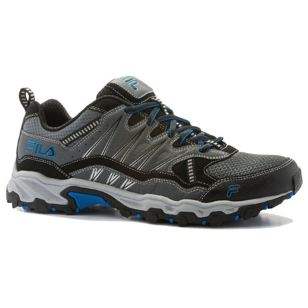 限定版 フィラ Fila メンズ Shoe】Grey/Black ランニング メンズ・ウォーキング Peake シューズ・靴【At Peake 16 Trail Running Shoe】Grey/Black, インテリア家具 KOZUM+i:764816ea --- canoncity.azurewebsites.net