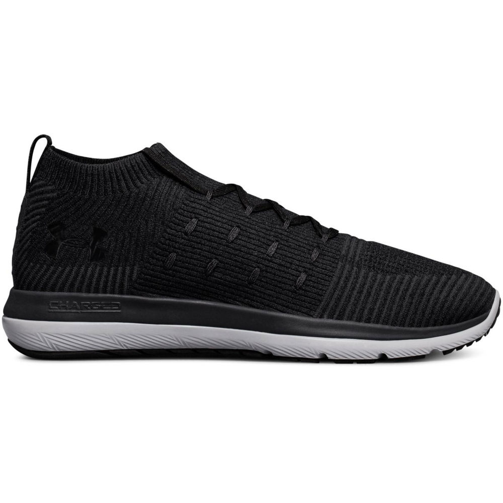 【超歓迎】 アンダーアーマー メンズ Under Armour Shoe】Black/White/Red メンズ アンダーアーマー ランニング・ウォーキング シューズ・靴【Slingflex Rise Running Shoe】Black/White/Red, 日本最大級:4defe6cf --- totem-info.com