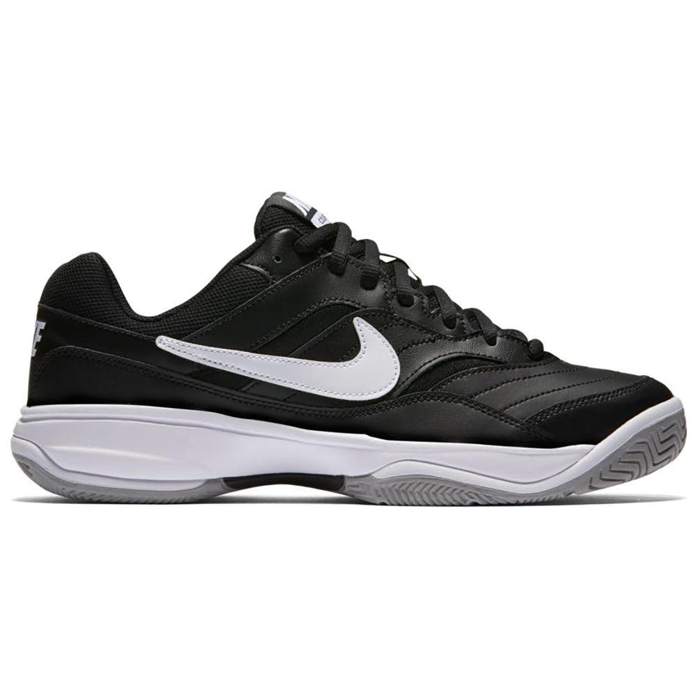 ナイキ Nike メンズ テニス シューズ・靴【Court Lite Tennis Shoe】Black/White