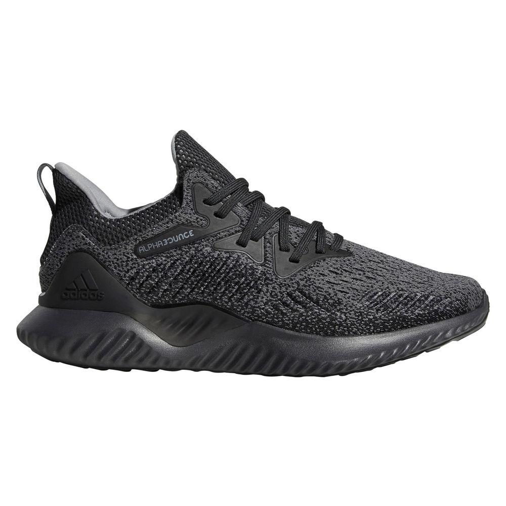 アディダス adidas メンズ ランニング・ウォーキング シューズ・靴【Alphabounce Beyond Running Shoe】Black/Black