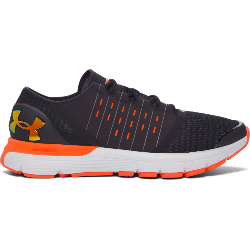 アンダーアーマー Under Armour メンズ ランニング・ウォーキング シューズ・靴【Speedform Europa Running Shoe】Grey/Orange