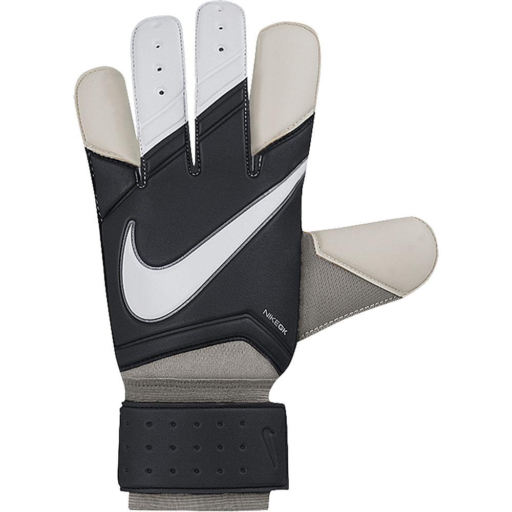 ナイキ Nike ユニセックス サッカー グローブ【Adult Grip 3 Goalie Gloves】White/Black
