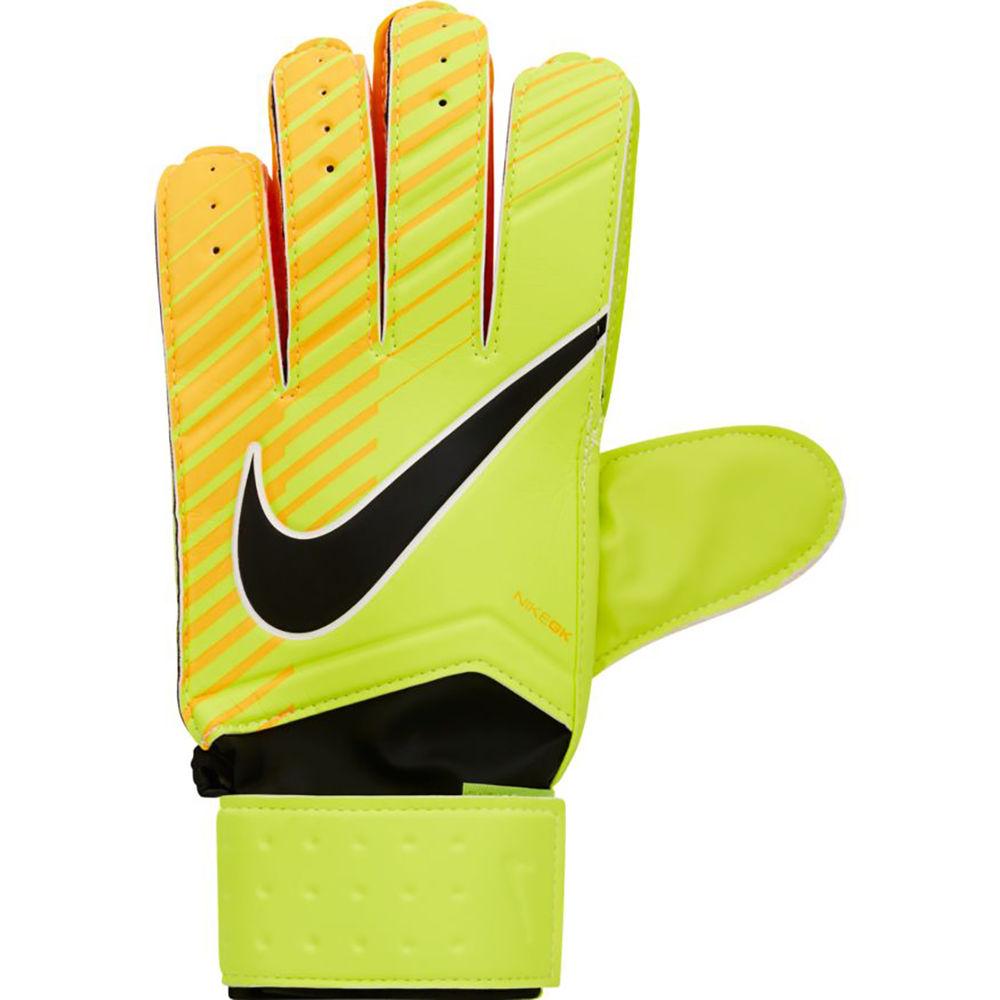 ナイキ Nike ユニセックス サッカー グローブ【Match Adult Goalie Gloves】Green/Orange