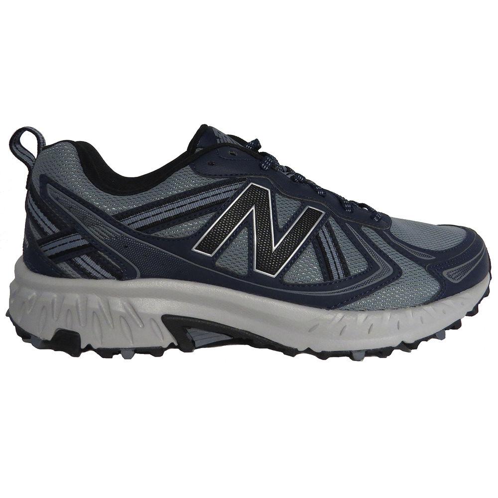 ニューバランス New Balance メンズ ランニング・ウォーキング シューズ・靴【MT410 (Wide Width) Running Shoe】Navy/Grey