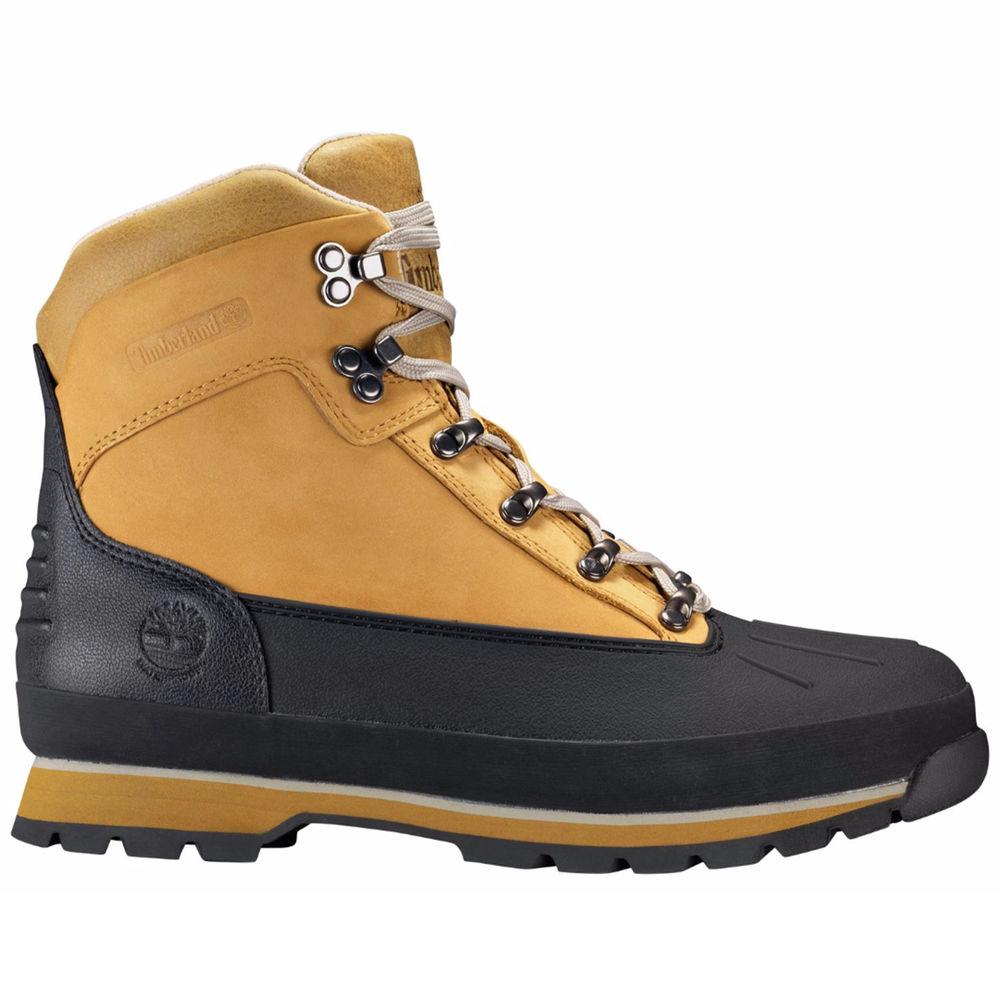 ティンバーランド Timberland メンズ ハイキング・登山 シューズ・靴【Waterproof Euro Hiker】Wheat