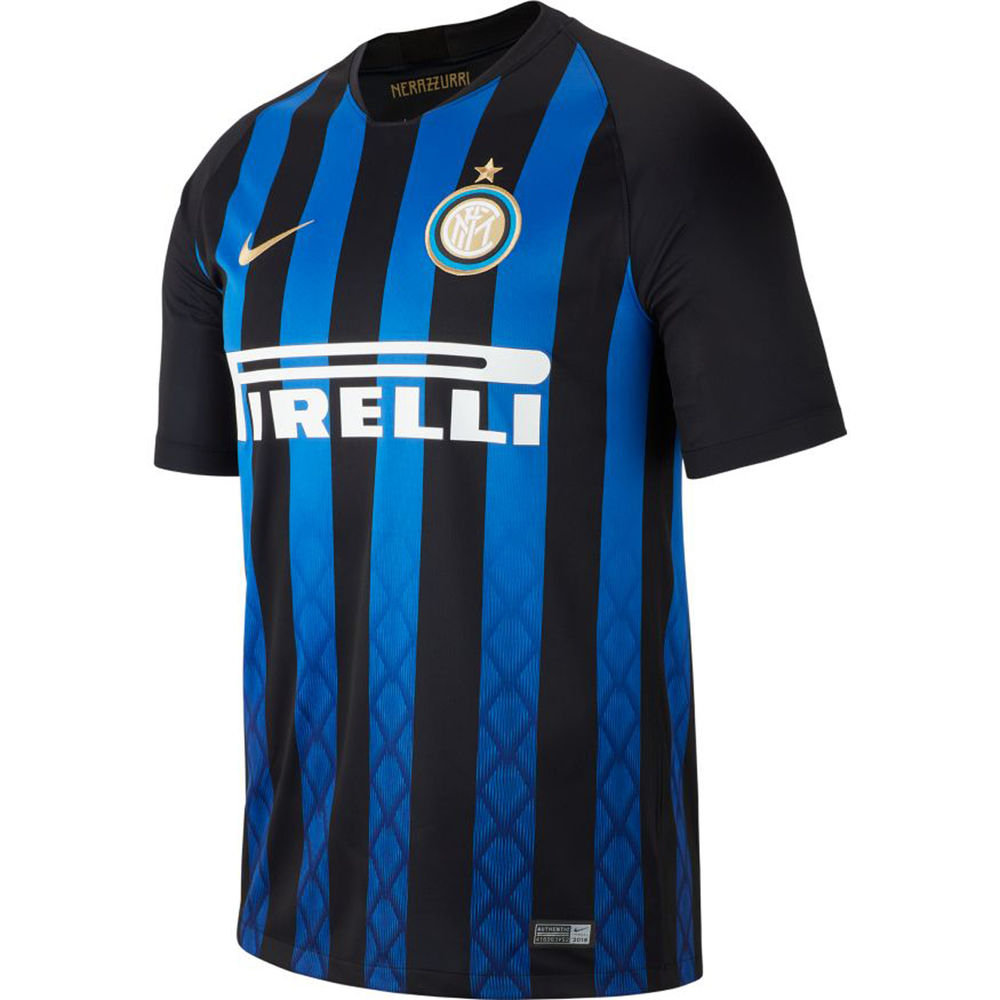 ナイキ Nike メンズ サッカー トップス【Inter Milan Home Stadium Jersey】Black