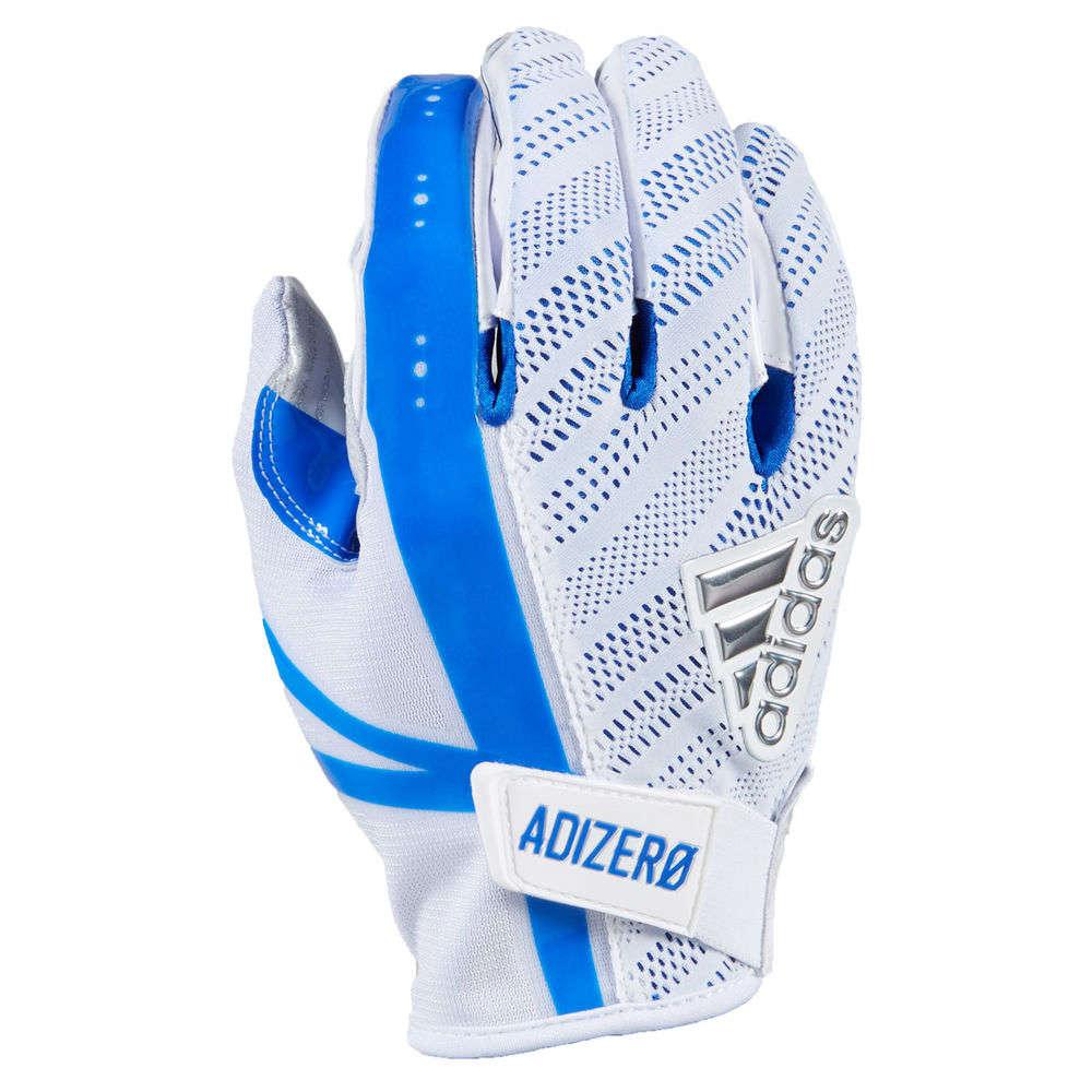 アディダス adidas ユニセックス アメリカンフットボール グローブ【Adizero Five Star 6.0 Adult Receiver Gloves】Royal