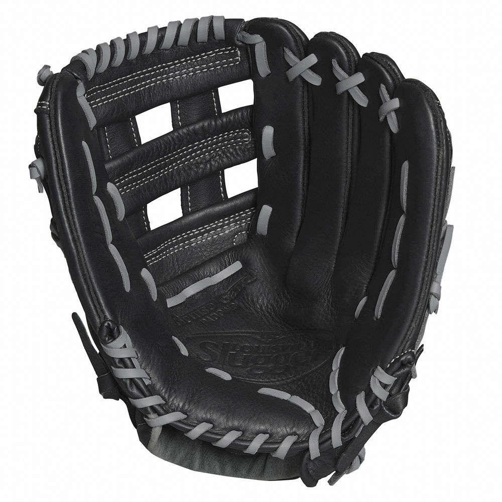ルイスビルスラッガー Louisville Slugger ユニセックス 野球 グローブ【Xeno 12.5 Inch Right Hand Baseball Glove】Black