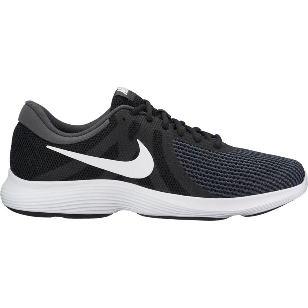 ナイキ Nike メンズ ランニング・ウォーキング シューズ・靴【Revolution 4 Running Shoe】Black/White