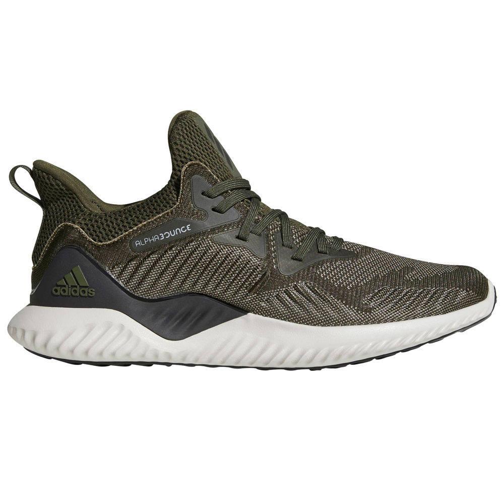 アディダス adidas メンズ ランニング・ウォーキング シューズ・靴【Alphabounce Beyond Running Shoe】Green