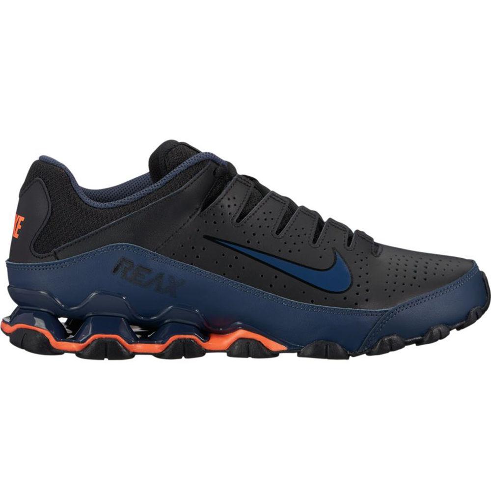 ナイキ Nike メンズ フィットネス・トレーニング シューズ・靴【Reax 8 Training Shoe】Black/Blue