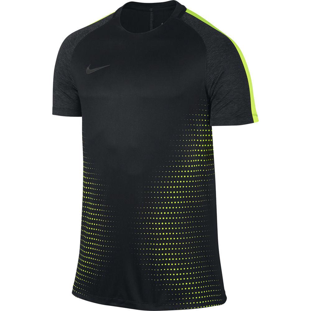 ナイキ Nike メンズ サッカー トップス【Adult CR7 Short Sleeve Training Top】Black/Green