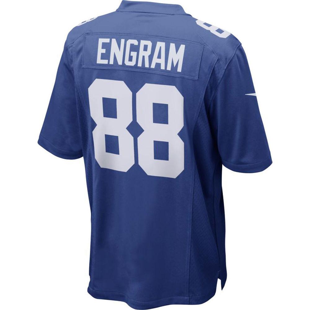 ナイキ Nike メンズ トップス【New York Giants Adult Evan Engram Player Jersey】Royal