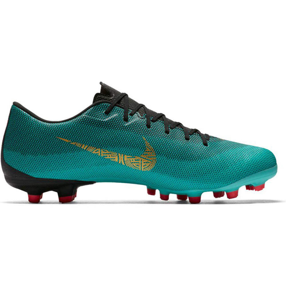 ナイキ Nike メンズ サッカー シューズ・靴【CR7 Vapor 12 Academy Multi-Ground Soccer Cleat】Jade