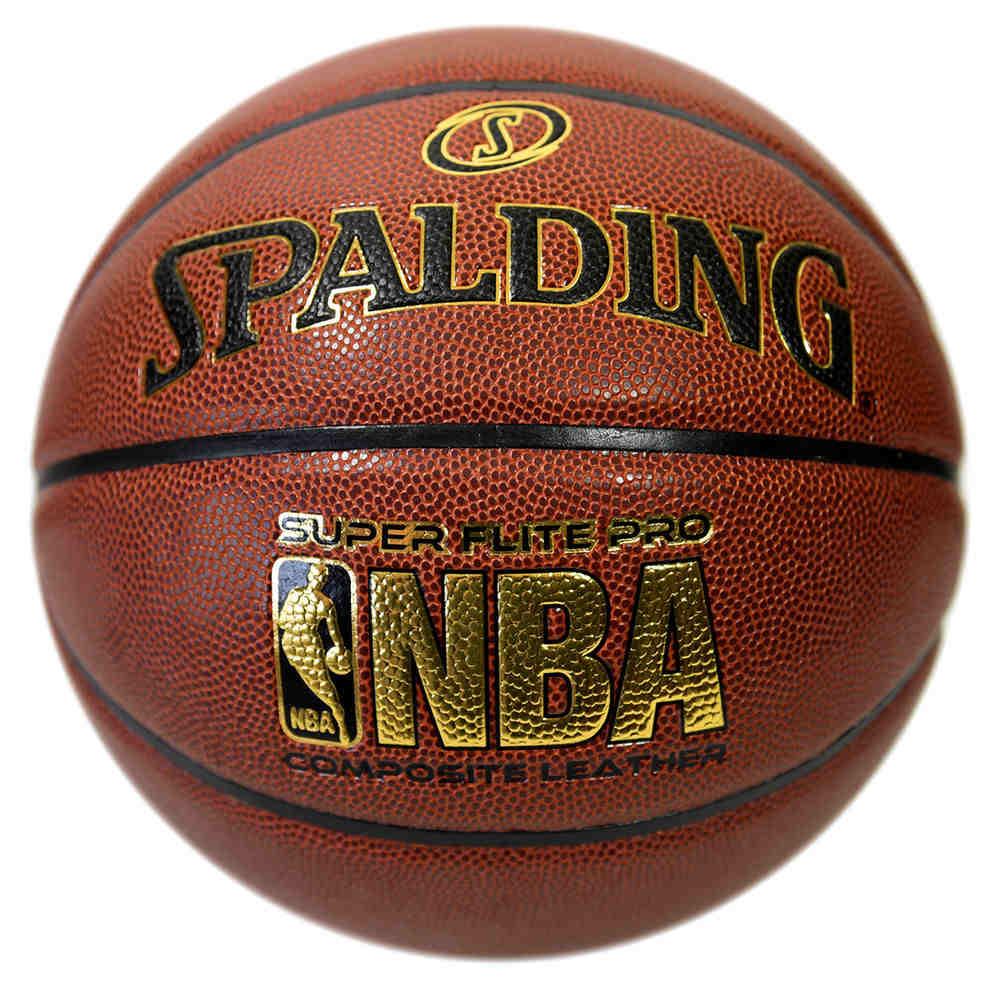 スポルディング Spalding ユニセックス バスケットボール ボール【NBA Super Flite Pro Basketball】