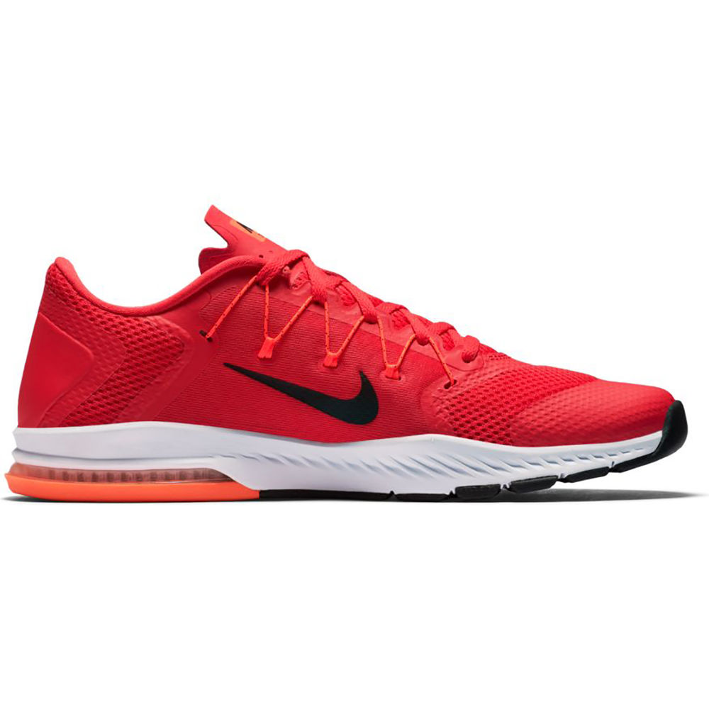 ナイキ Nike メンズ フィットネス・トレーニング シューズ・靴【Zoom Train Complete Training Shoe】Red/Black