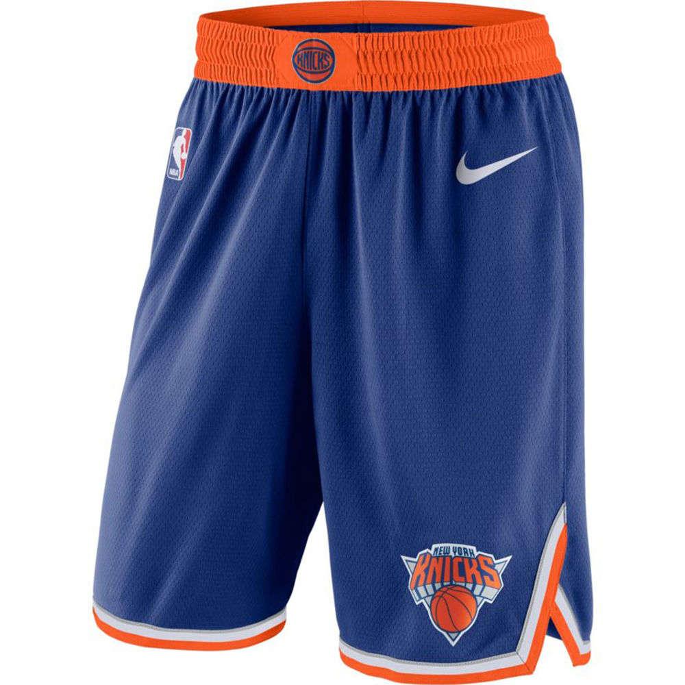 ナイキ Nike メンズ ボトムス・パンツ ショートパンツ【New York Knicks Adult Icon Edition Swingman Shorts】Royal