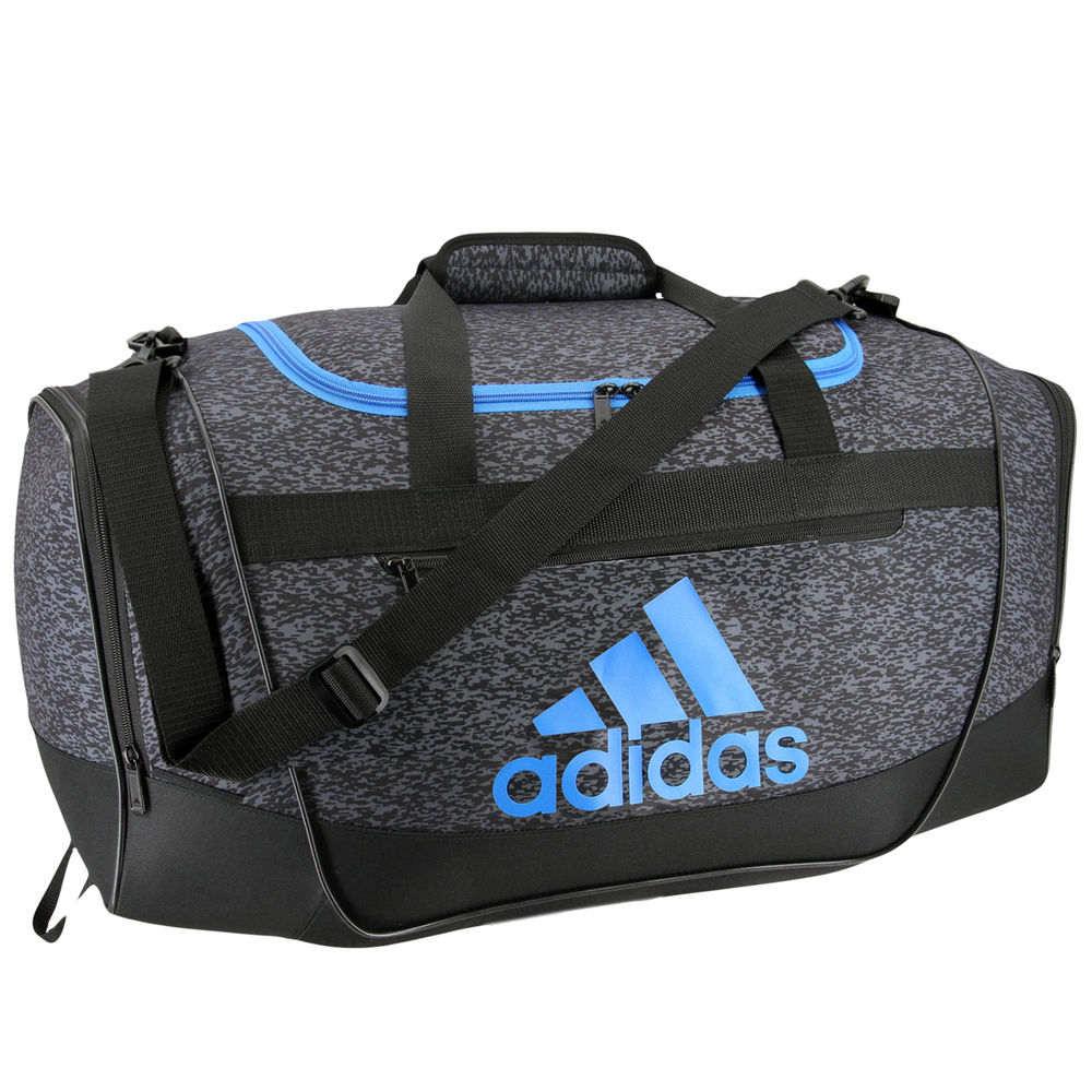 アディダス adidas ユニセックス バッグ ボストンバッグ・ダッフルバッグ【Defender III Small Duffel Bag】Dark Grey
