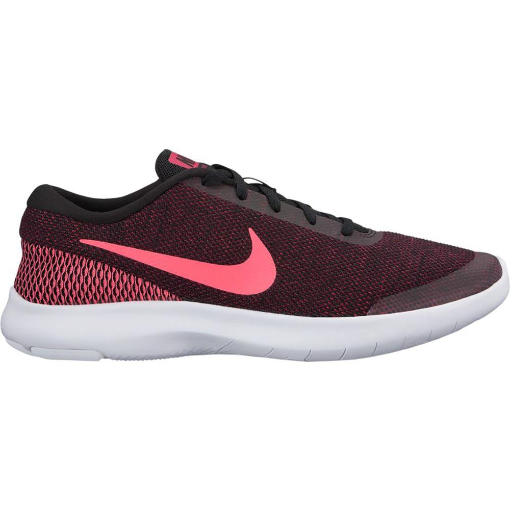 ナイキ Nike レディース ランニング・ウォーキング シューズ・靴【Flex Experience RN 7 Running Shoe】Black/Pink