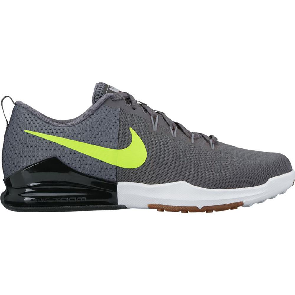 ナイキ Nike メンズ フィットネス・トレーニング シューズ・靴【Zoom Train Action Training Shoe】Grey