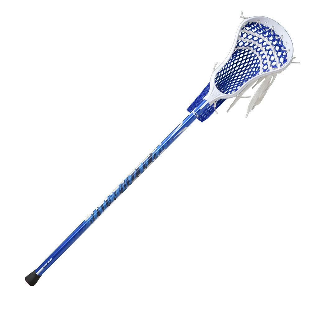 アンダーアーマー Under Armour ユニセックス ラクロス クロス【Nexgen Complete Attack Lacrosse Stick】Royal