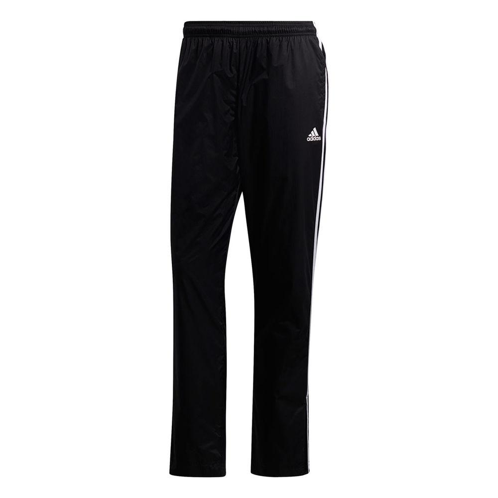 アディダス adidas メンズ ボトムス・パンツ【3 Stripes Woven Pant】Black/White