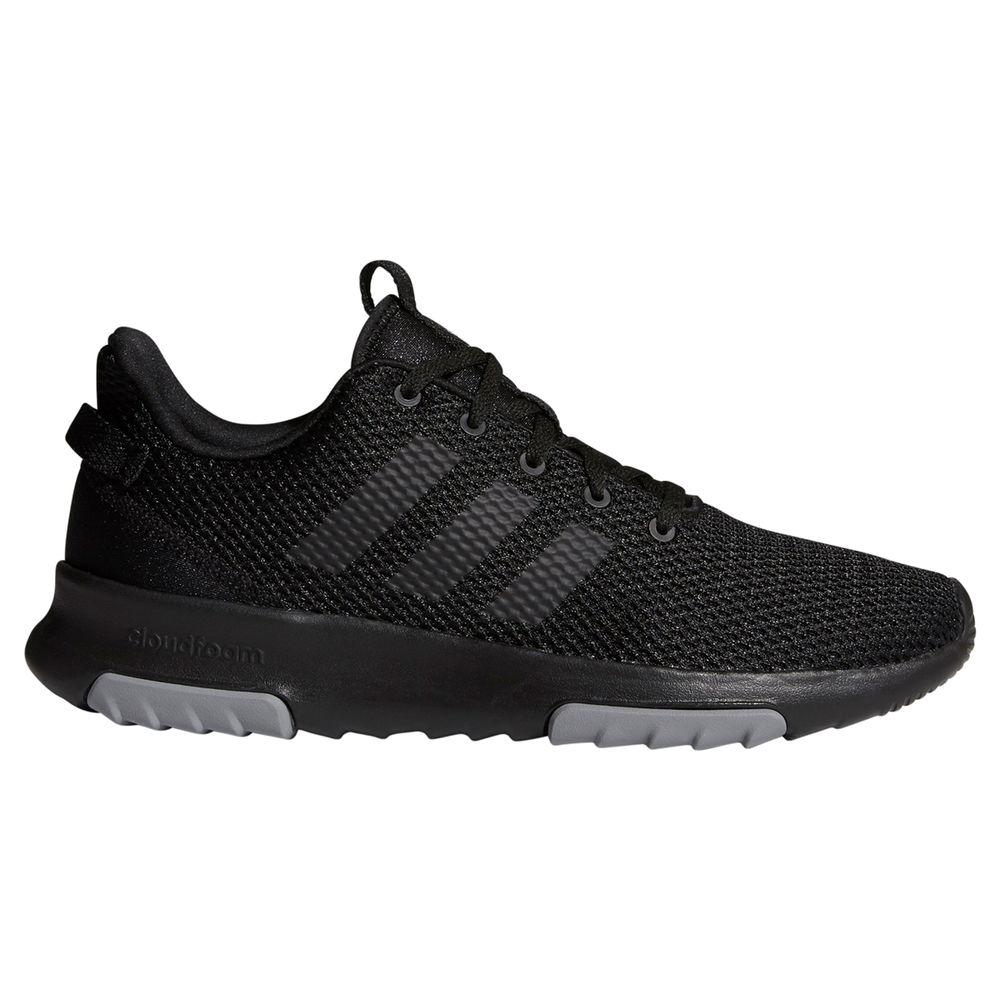 アディダス adidas メンズ ランニング・ウォーキング シューズ・靴【Cloudfoam Racer TR Running Shoe】Black/Grey