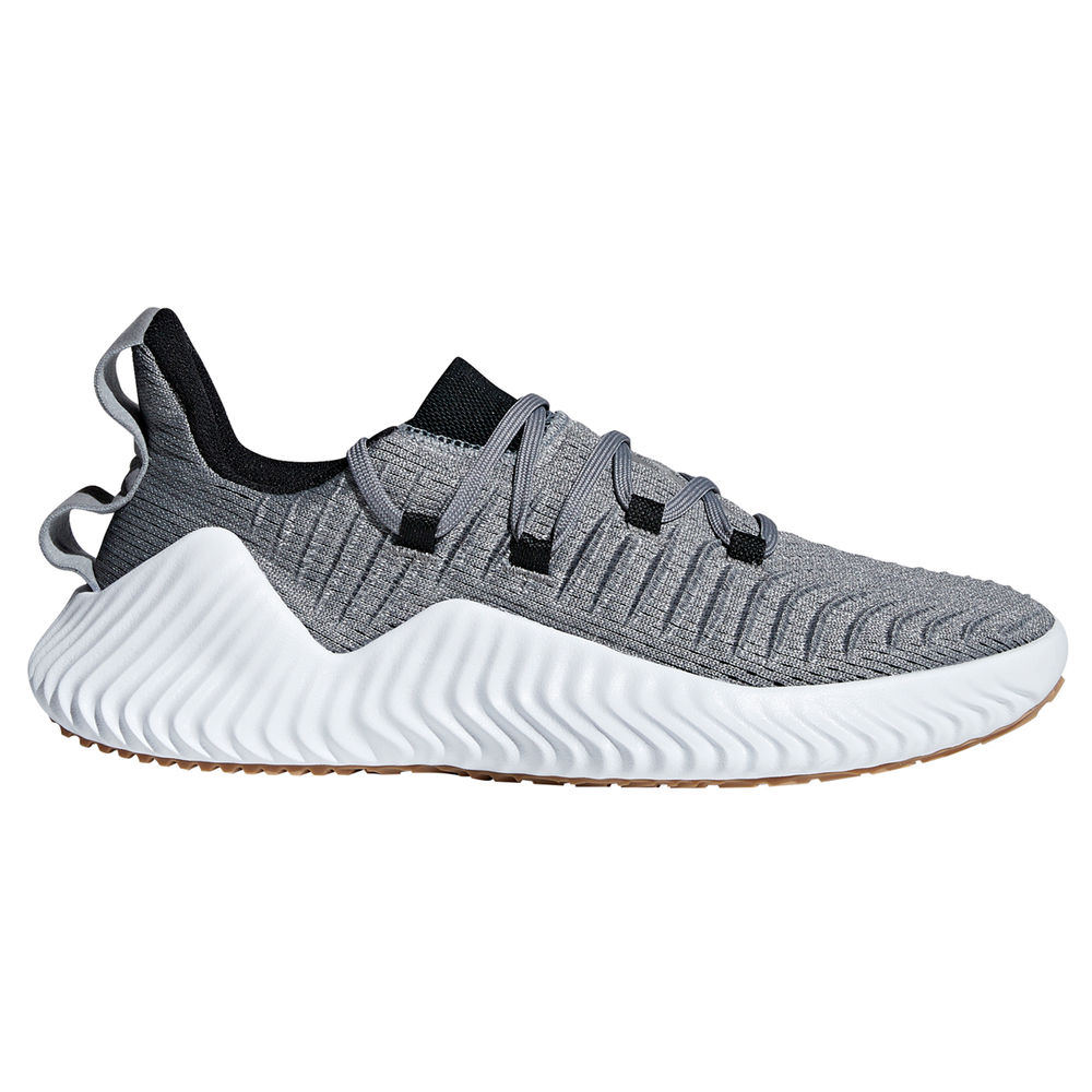 最新最全の アディダス adidas Shoe】Grey/White メンズ Running ランニング・ウォーキング シューズ・靴【Alphabounce adidas TR Running Shoe】Grey/White, 北杜市:b1adf88c --- alumni.poornima.org