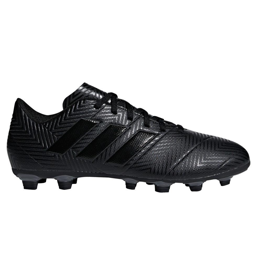 アディダス adidas メンズ サッカー シューズ・靴【Nemeziz 18.4 Firm Ground Soccer Cleat】Black/Black
