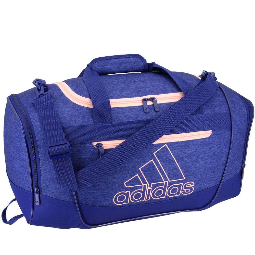 アディダス adidas ユニセックス バッグ ボストンバッグ・ダッフルバッグ【Defender III Small Duffel Bag】Ink