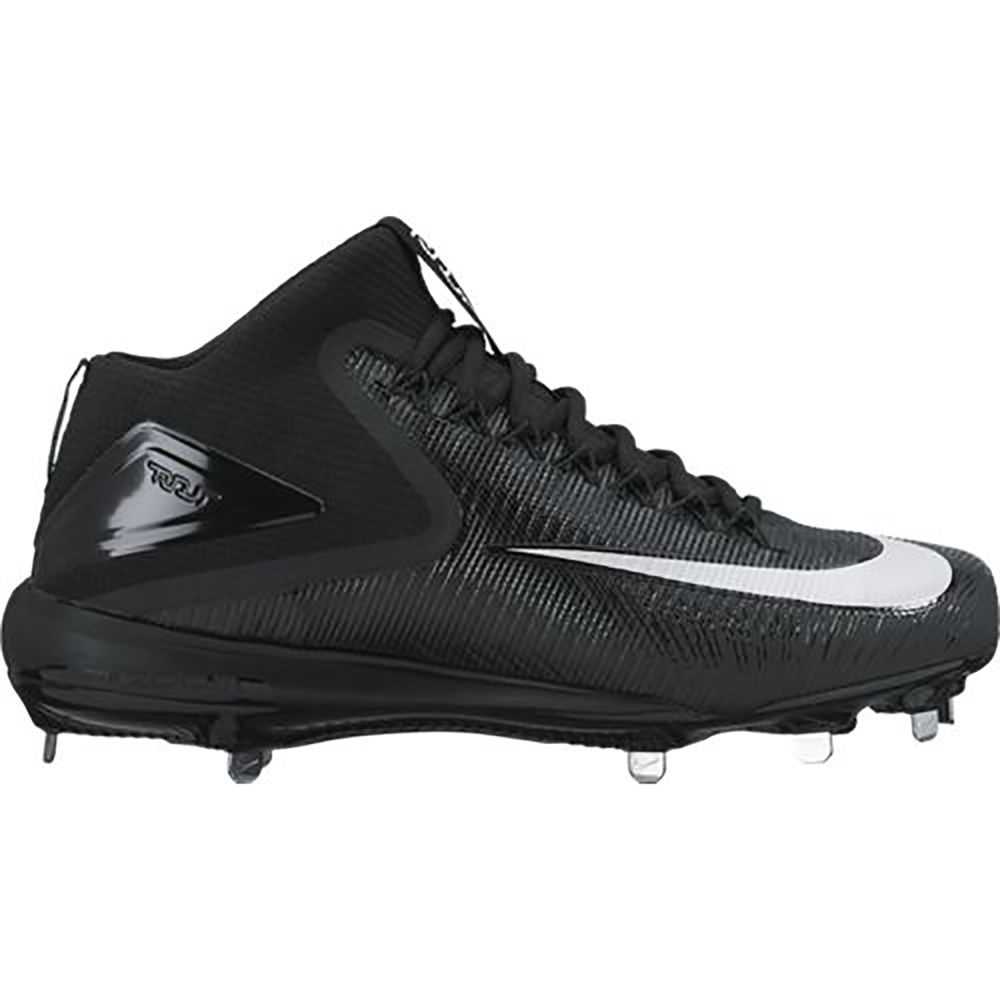 ナイキ Nike メンズ 野球 シューズ・靴【Zoom Trout 3 Baseball Cleat】Black/White