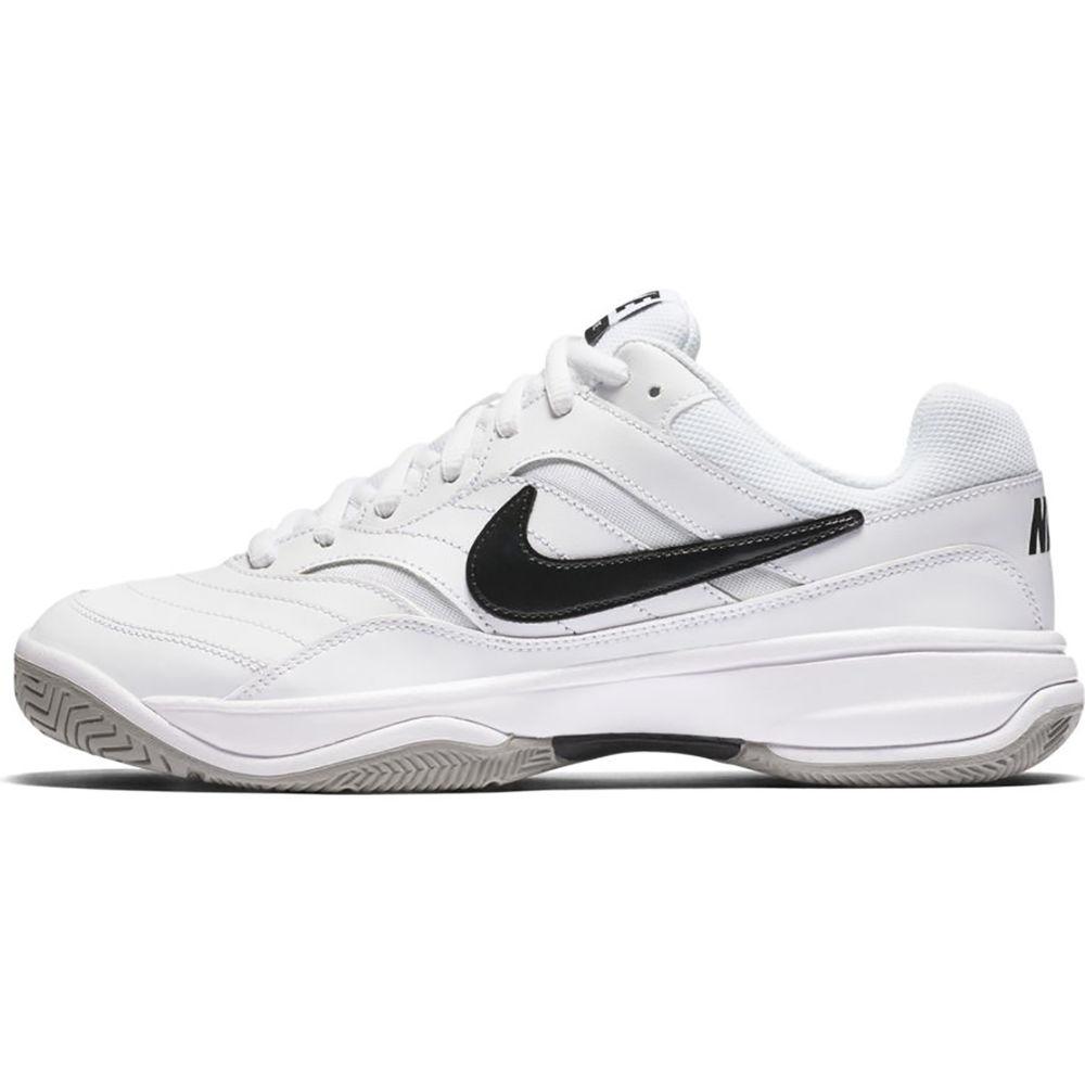 ナイキ Nike メンズ テニス シューズ・靴【Court Lite Tennis Shoe】White/Black