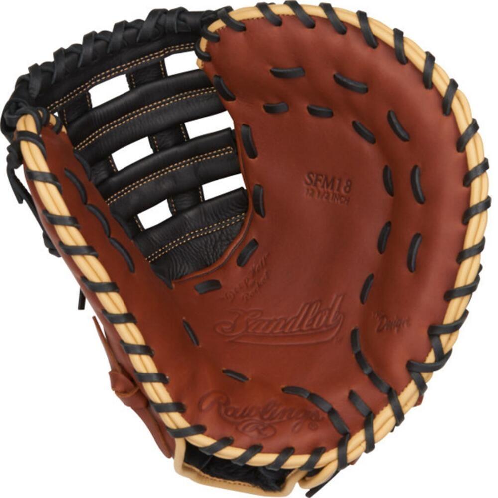 ローリングス Rawlings ユニセックス 野球 グローブ【Sandlot Series 12 1/2 Inch Right Hand Throw Baseball Glove】