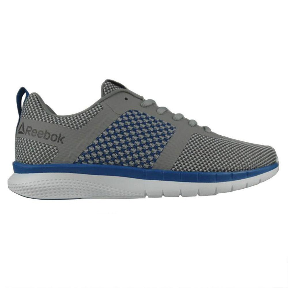 リーボック Reebok メンズ ランニング・ウォーキング シューズ・靴【PT Prime Runner Running Shoe】Grey/Royal