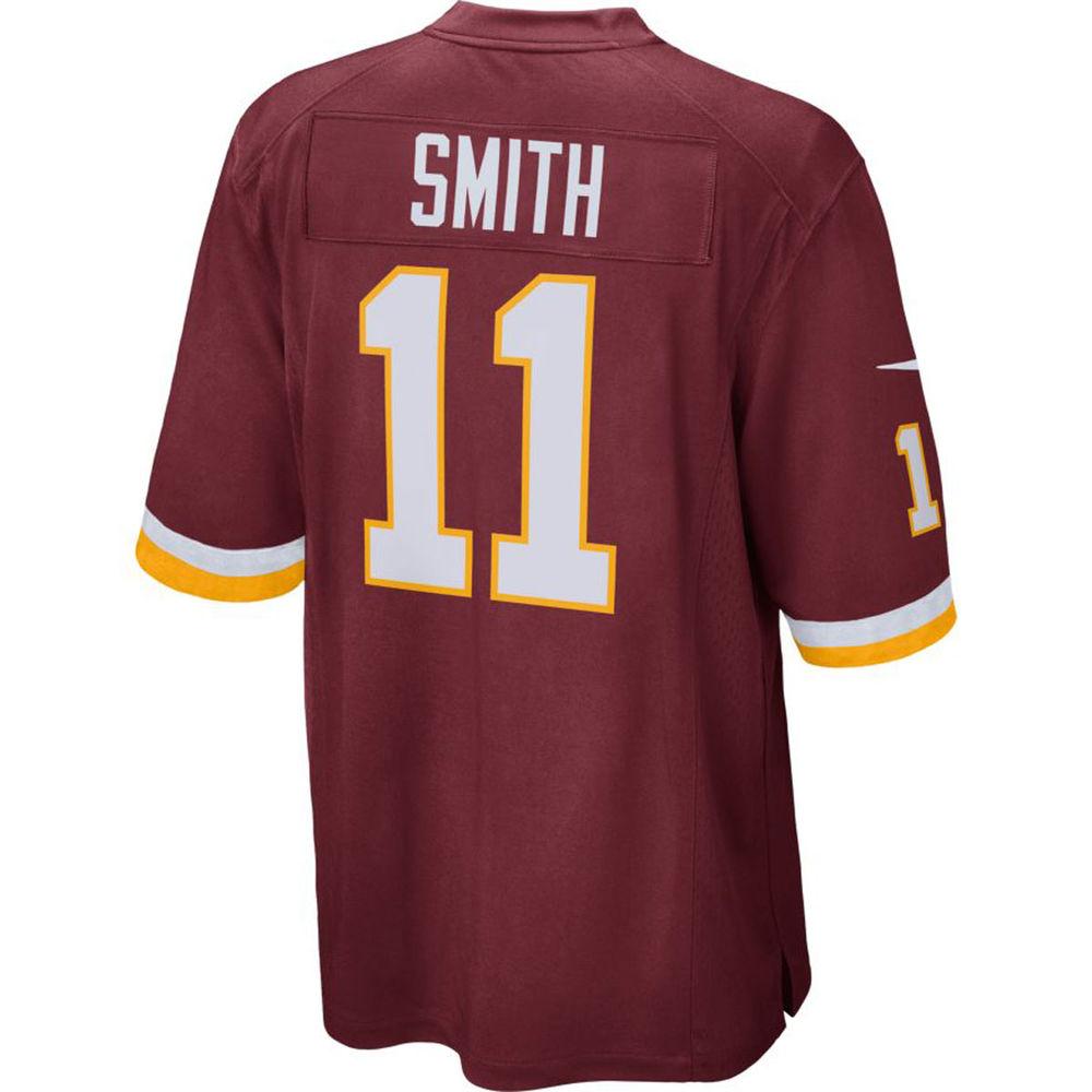 ナイキ Nike メンズ トップス【Washington Redskins Adult Alex Smith Jersey】Red