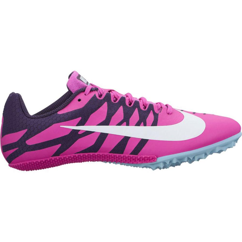 ナイキ Nike レディース 陸上 シューズ・靴【Zoom Rival S 9 Track Cleat】Fuschia