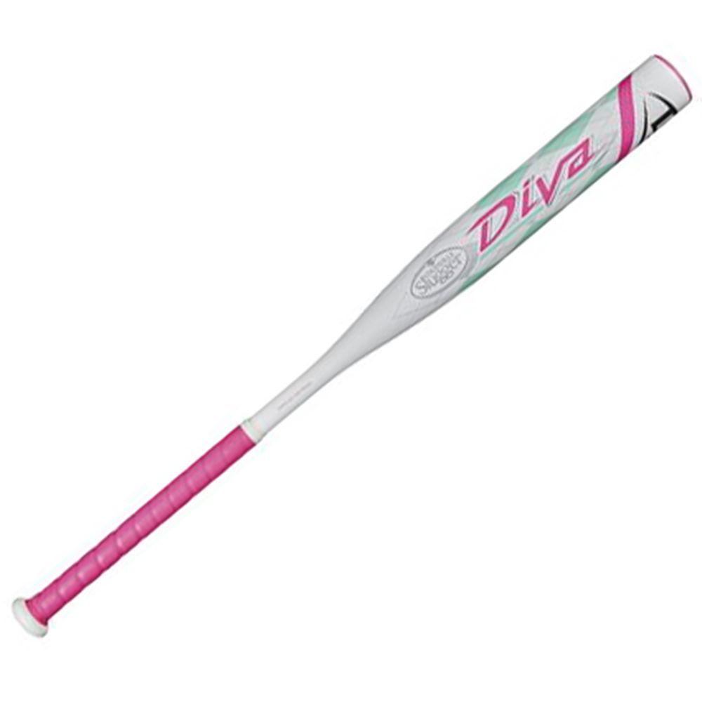 ウィルソン Wilson ユニセックス 野球 バット【Diva -11.5 Inch Fast Pitch Baseball Bat】